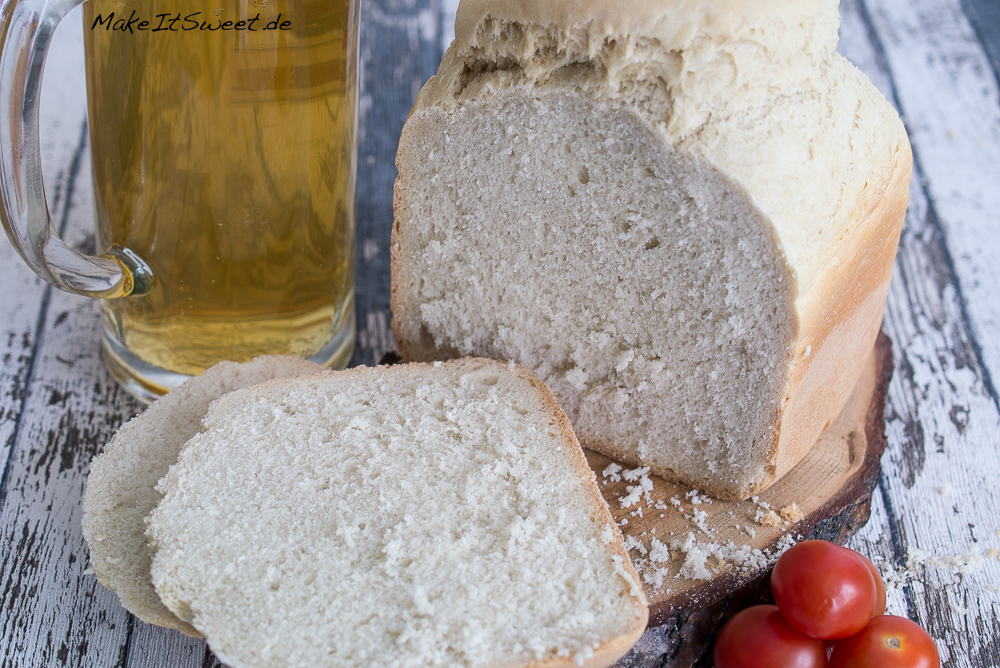 Wuerziges Bierbrot Brotbackautomat Rezept BBA