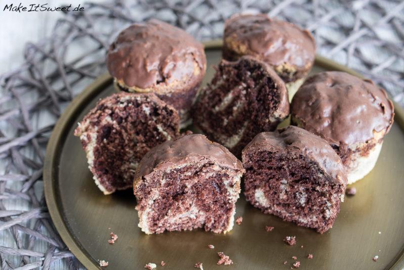 Mamor Kuchen Muffin Rezept Schoko
