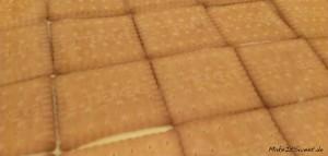 Himbeer-Keks-Kuchen