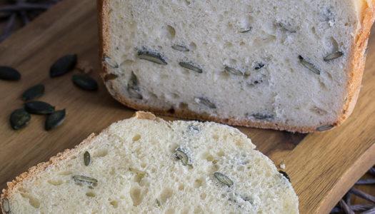 Kürbis-Joghurt-Brot – Brotbackautomat Rezept