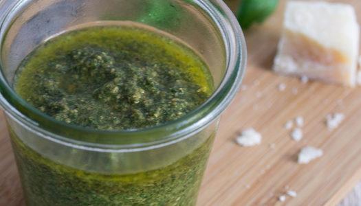 Basilikum Pesto Rezept