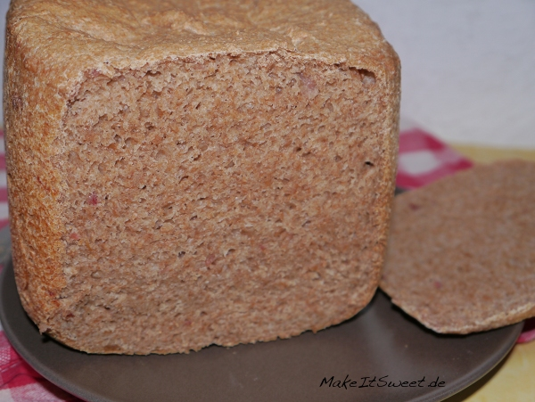 Speck-Dinkel-Brot BBA