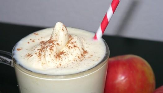 Apfel Milchshake