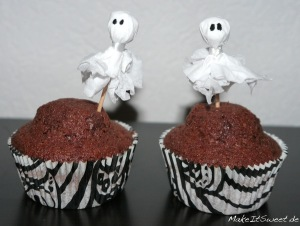 Ghost-Muffin
