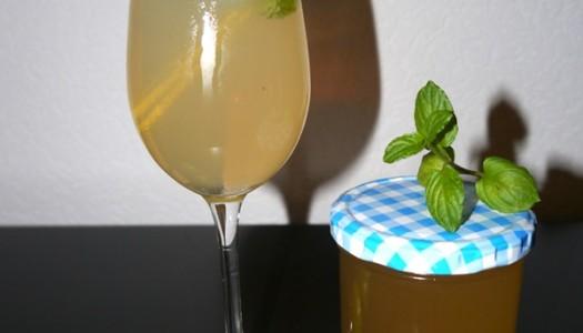 Hugo (Cocktail) und Hugo-Gelee