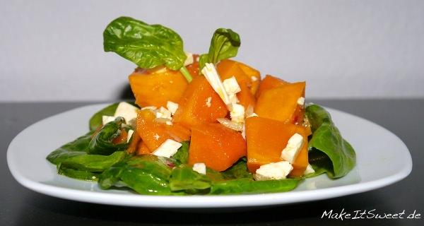 salat-kürbis