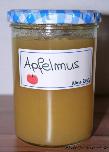 Apfel-Mus