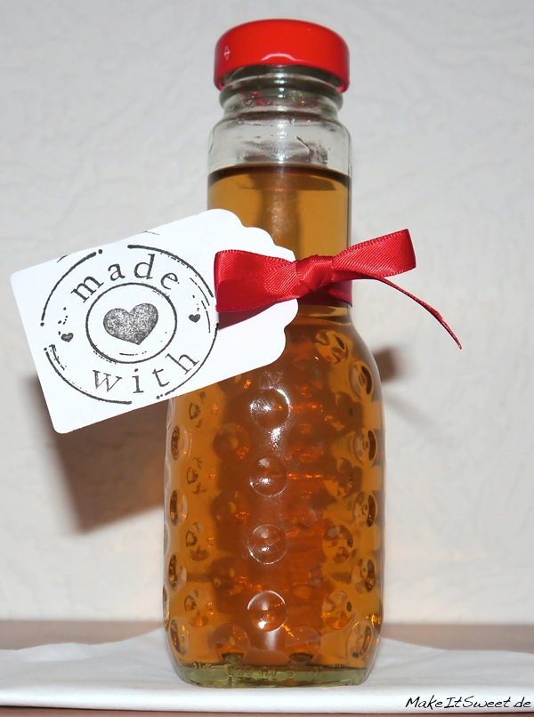 Bratapfel-Sirup