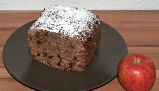 Apfel-Nuss-Winterbrot aus dem Brotbackautomat