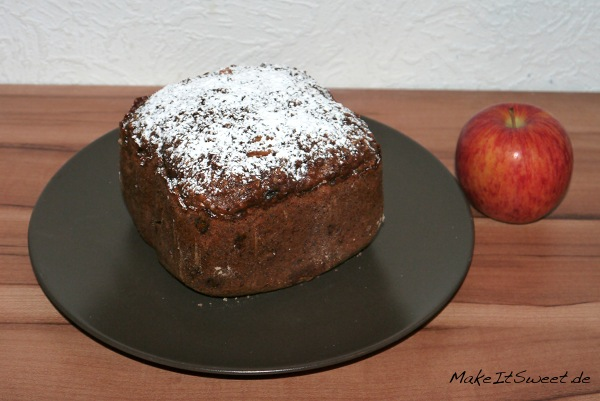 Apfel-Nuss-Winterbrot