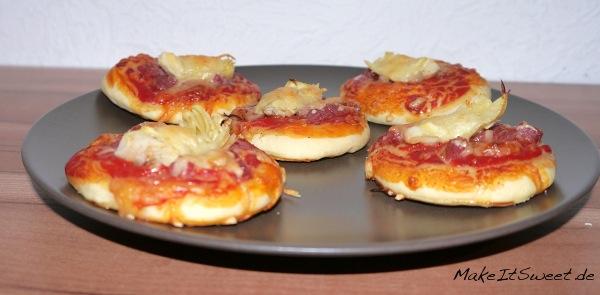 Kleine-Pizza-selbstgemacht