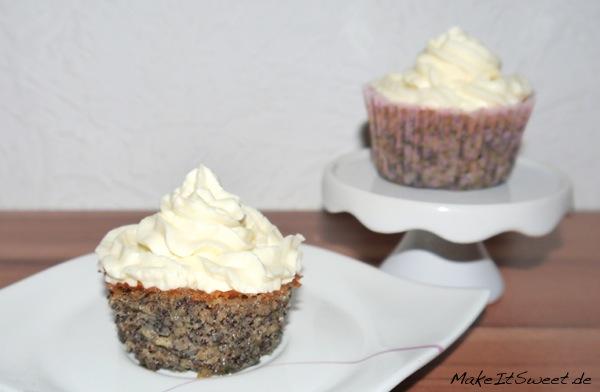 Mohn-Muffin-Zitronen
