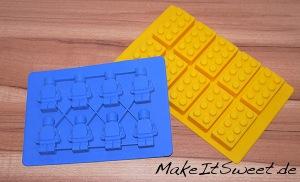 Silikon-Lego-Form