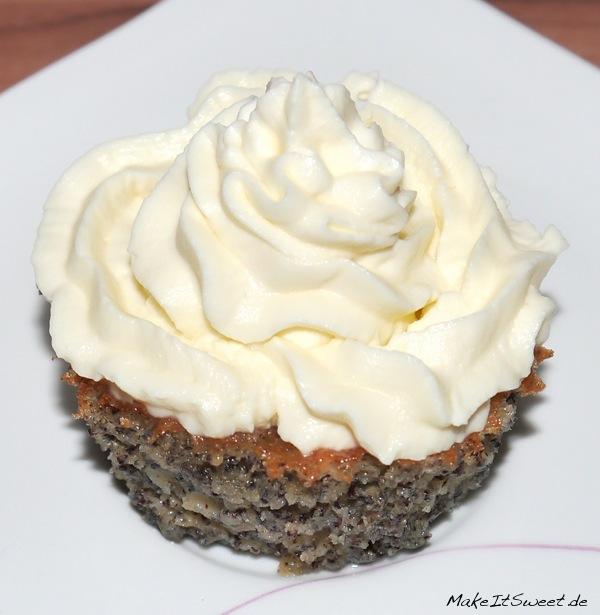 Zitrone-Mohn-Muffin