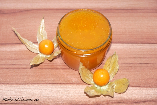 Physalis-Mango-Orange-Marmelade-Rezept