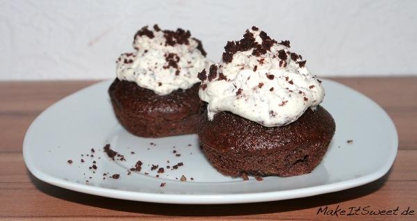 Maulwurf-Muffin-Rezept