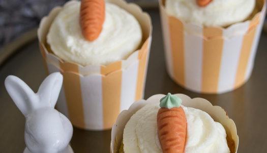 Karotten-Nuss Muffins Rezept
