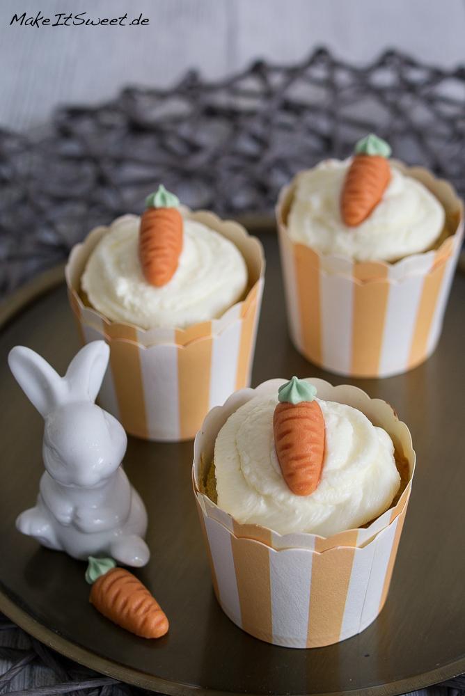 Karotten Nuss Muffins Rezept Makeitsweet De