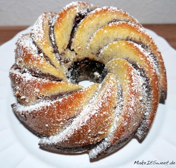 Mamorkuchen-Rezept