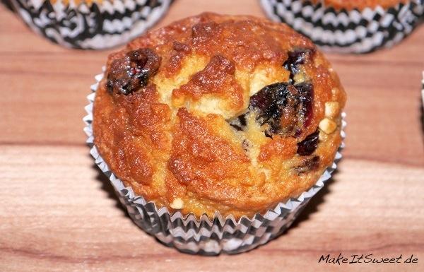Cranberry-Schnecken-Muffin-Rezept-einfach