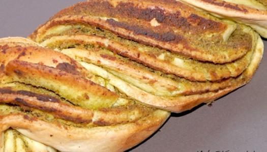 Pesto Zupfbrot