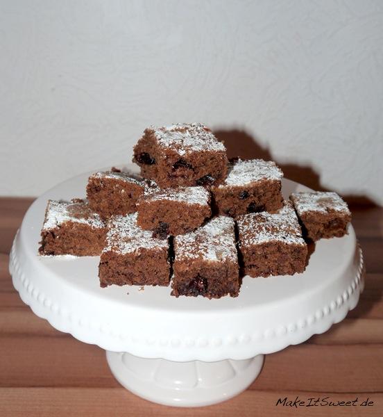 Nutella-Cranberry-Kuchen-Rezept