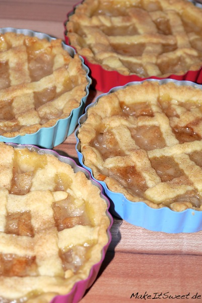 Mini-Birne-Zimt-Pie-Rezept