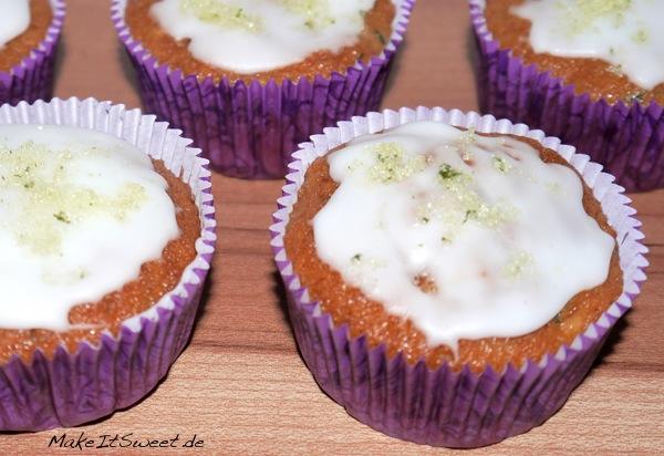 Apfel-Zucchini-Muffin-mit-Zitronenguss-und-Minzzucker-Rezept