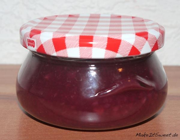 Birne-Brombeer-Marmelade-Rezept