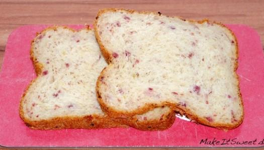 Kartoffel-Speck-Brot aus dem Brotbackautomat