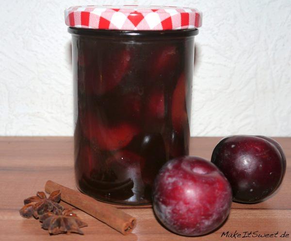 Eingelegte-Glühwein-Pflaumen-mit-Zimt-Sternanis-Nelke-Rezept