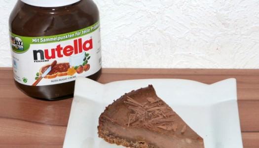 Nutella-Käsekuchen
