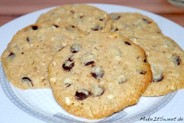Schoko-Erdnuss-Cookies-mit-Zimt-Weihnachts-Cookies-Rezept