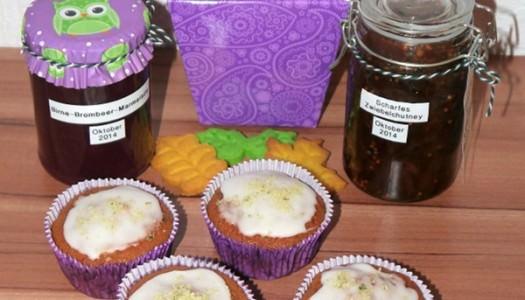 Schokokuss und Zuckergruß: Spätsommerglück und Herbstgeschmack