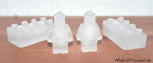 Silikon-Lego-Eis-Eiswürfel
