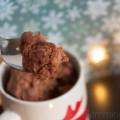 Weihnachtlicher Tassenkuchen 4