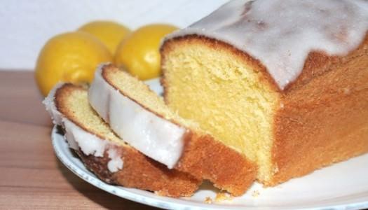 Zitronensandkuchen