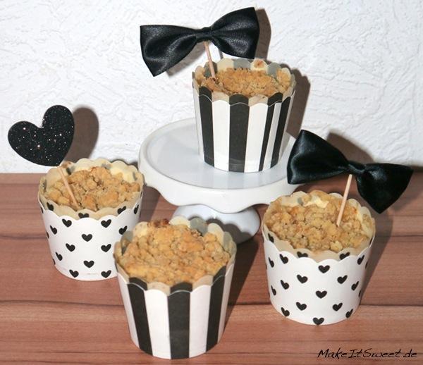 Apfel Streusel Muffins Rezept
