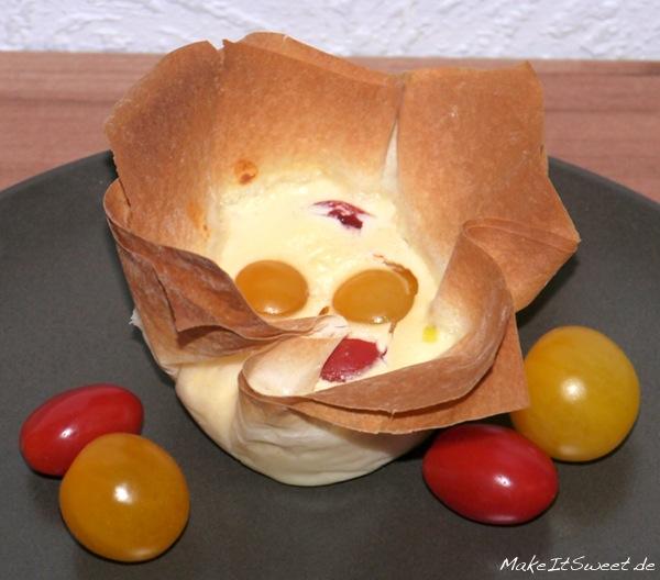 Feta Tomate Muffin Filoteig Vegetarisch Rezept