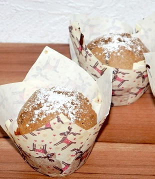Lebkuchenmuffin Rezept Kopie