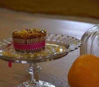 Orangen-Mandel-Törtchen {Gastbeitrag}