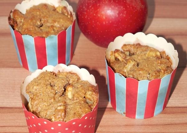 Vegane Apfel-Mandel-Muffins MakeItSweet.de 2