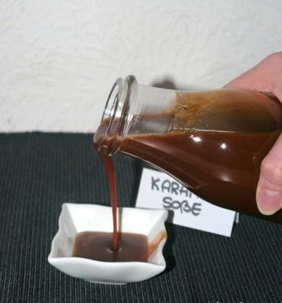 Karamell-Sosse Rezept einfach Geschenk