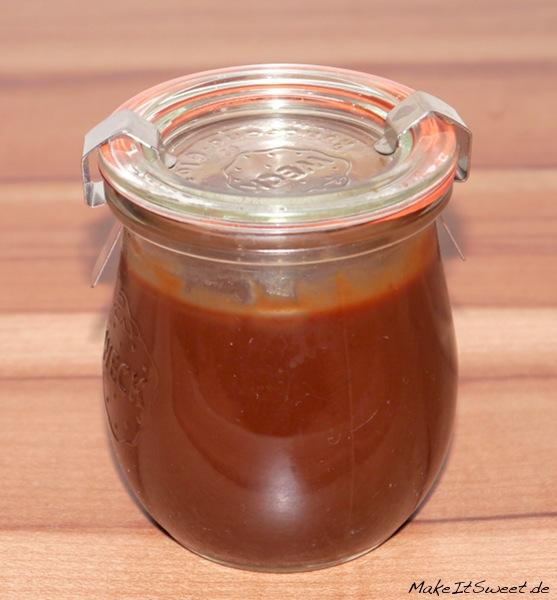 Schoko-Karamell-Creme Rezept einfach