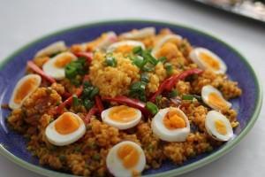Rezepte f r die verwertung von hartgekochten eiern - Gekochte eier dekorieren ...