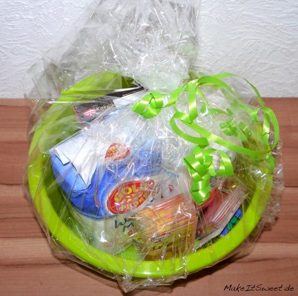 DIY Geschenkidee Backen  Kueche Geburtstag Wohnung