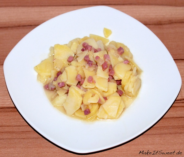 Kartoffel-Speck-Salat Rezept