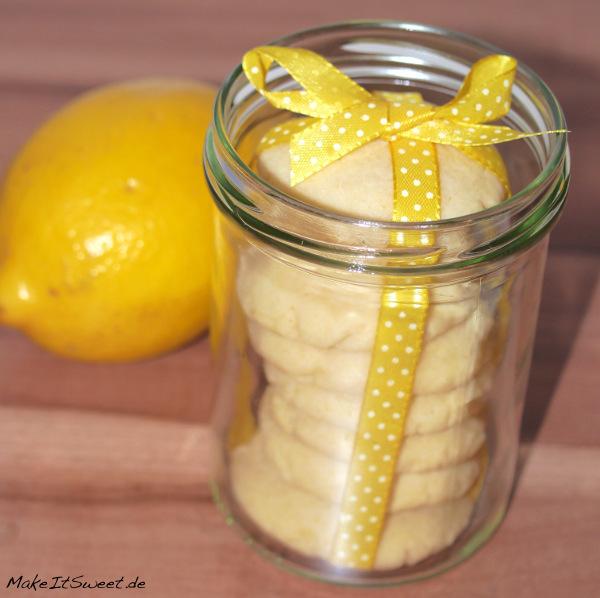 Zitrone Lemon Cookies Rezept