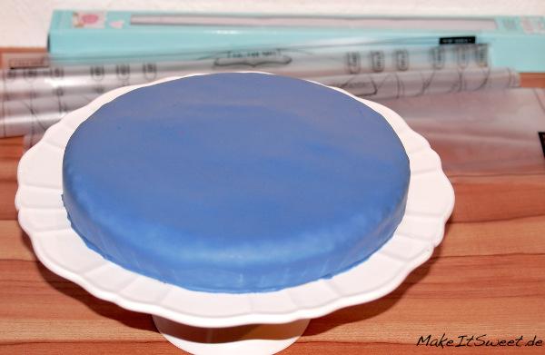 Fondant ausrollen Kitchen Craft Antihaft Matten Produktvorstellung Verlosung
