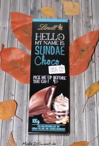 Lindt Hello Sunday Choco Geschenk Schokolade